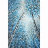 Amazingly Styled Into The Trees Classy Painting by Yosemite Home Decor
