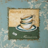 Amazingly Styled Napoli I Fantastic Painting by Yosemite Home Decor