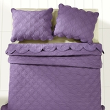 Amelia Orchid Twin Set; Quilt 86x68 w/1 Sham 21x27 - 25428 by VHC Brands