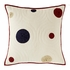 American Parade King Quilt with Cream Color and Yo-Yo Designs Brand VHC