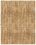 Andes Jute Rug 4' x 6' Brand Anji Mountain by Anji Mountain