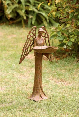 Angel Bird Feeder Designed Exclusively For Limited Edition Brand SPI-HOME
