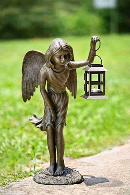 Angel Garden Lantern Surely One Of The Best Garden Light Brand SPI-HOME