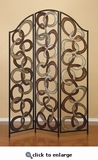 Antique Wood Room Dividers