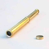 Antiqued Telescope - Retractable Solid Brass Pocket Telescope Brand IOTC