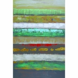 Appealing Painting of Layers I by Yosemite Home Decor