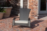 Arendal Wicker Chair, Beguiling And Robust Outdoor Home Decor by Well Travel Living