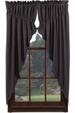 Arlington Prairie Curtain Lined Set of 2-63x36x18