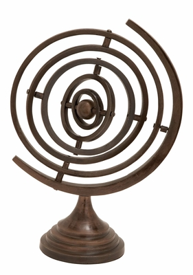 Armillary Decor That Serves As Educational Aid For Kids Brand Woodland
