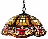 Artistic and Memorable Victorian Pendant Lamp by Chloe Lighting