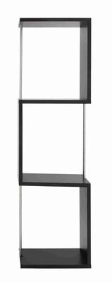 Artistic Wood Metal Display Shelf Made with Stainless Steel Brand Woodland