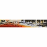 Artistically Painted Lateral Movement III Classy Painting by Yosemite Home Decor