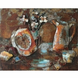 Artistically Styled The Harvest I Classy Painting by Yosemite Home Decor