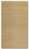 """Aruba Wheat 16"""" Woven Jute Rug with Natural Striations Brand Uttermost"""