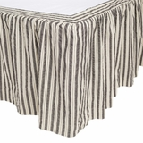 Ashmont Queen Bed Skirt 60x80x16 - 23363 by VHC Brands