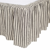 Ashmont Twin Bed Skirt 39x76x16 - VHC Brands 23364