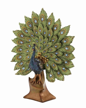 Attractive and Elegant Decorative Peacock Home D�cor Brand Benzara