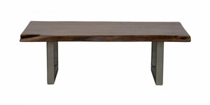 Attractive Customary Styled Kai Coffee Table