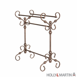 Attractive Holly & Martin Carlisle Blanket Rack by Southern Enterprises