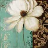 Attractive Painted Pure Romance II Painting by Yosemite Home Decor