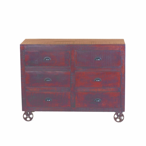 Sba Attractive Styled  Drawer Wood Chest By Yosemite Home Decor