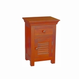 Attractive Styled Accent Chest by Yosemite Home Decor