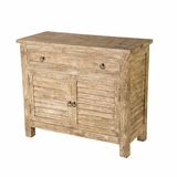 Attractive styled light Wood Accent Chest by Yosemite Home Decor