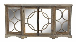 Attractive Styled Modish Wells Sideboard