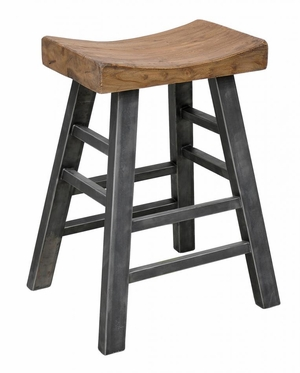 Attractive Styled Morella Square Bar Stool