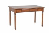 Attractive Styled Wooden Knob Hill Desk by Office Star