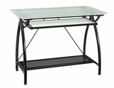 Attractive Stylized Must Home Accessory Computer Desk by Office Star