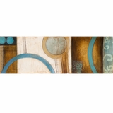 Attractively Painted Styled Circles I Painting by Yosemite Home Decor