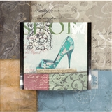 Attractively Styled High Heel Obsession I Painting by Yosemite Home Decor