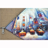 Attractively Styled Unzip The City I Classy Painting by Yosemite Home Decor