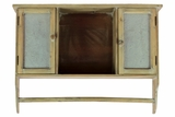 Authentic and Stylish Wooden Cabinet with Stand