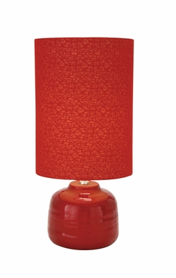 Awestruck Styled Ceramic Table Lamp - 40185 by Benzara
