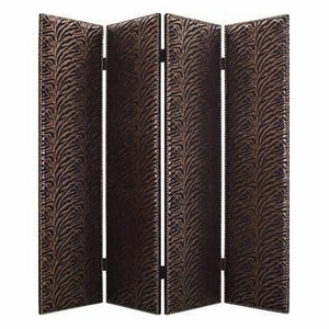 Azullian Screen Stylishly Designed with White Leather Patterns Brand Screen Gem