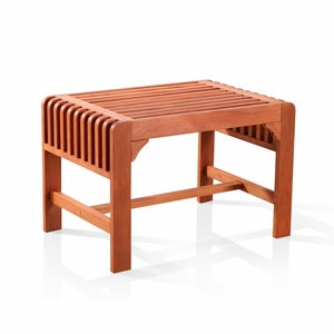 Backless Single Bench by Vifah