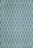 "BAJA0BAJ-2BLU-BAJA COLLECTION 1'-8"" X 3'-7"" by Momani Rugs"