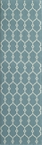 "BAJA0BAJ-2BLU-BAJA COLLECTION 2'-3"" x 7'-6"" Runner by Momani Rugs"