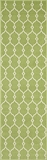 "BAJA0BAJ-2GRN-BAJA COLLECTION 2'-3"" x 7'-6"" Runner by Momani Rugs"