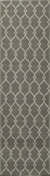 "BAJA0BAJ-2GRY-BAJA COLLECTION 2'-3"" x 7'-6"" Runner by Momani Rugs"