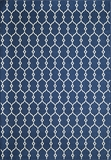 "BAJA0BAJ-2NVY-BAJA COLLECTION 1'-8"" X 3'-7"" by Momani Rugs"