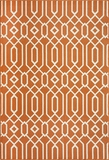 "BAJA0BAJ-3ORG-BAJA COLLECTION 2'-3"" x 4'-6"" by Momani Rugs"