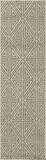 "BAJA0BAJ-4TAU-BAJA COLLECTION 2'-3"" x 7'-6"" Runner by Momani Rugs"