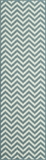 "BAJA0BAJ-9BLU-BAJA COLLECTION 2'-3"" x 7'-6"" Runner by Momani Rugs"