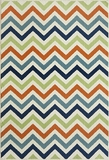 "BAJA0BAJ-9MTI-BAJA COLLECTION 5'-3"" X 7'-6"" by Momani Rugs"
