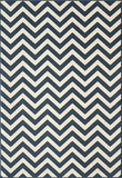 "BAJA0BAJ-9NVY-BAJA COLLECTION 5'-3"" X 7'-6"" by Momani Rugs"