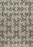 "BAJA0BAJ10TAU-BAJA COLLECTION 3'-11"" x 5'-7"" by Momani Rugs"