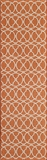 "BAJA0BAJ11ORG-BAJA COLLECTION 2'-3"" x 7'-6"" Runner by Momani Rugs"